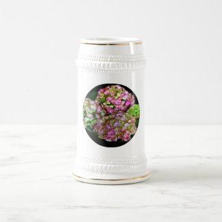 Ilustración del Hydrangea Tazas De Café