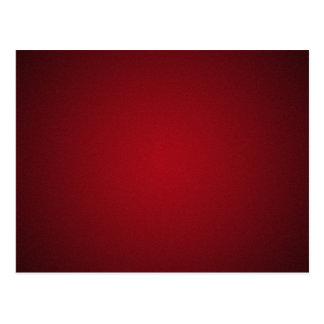 Ilustración Rojo-Negra granosa Tarjetas Postales