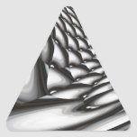 Ilustraciones abstractas colcomanias trianguladas personalizadas