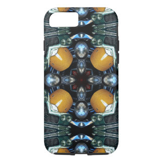 Ilustraciones autos abstractas una funda iPhone 7
