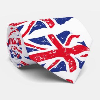 Ilustraciones BRITÁNICAS de la bandera Corbata