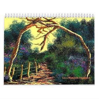 Ilustraciones Calendarios
