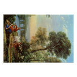Ilustraciones de Claude Lorrain Impresiones