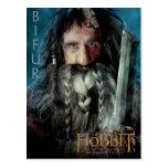 Ilustraciones de la edición limitada: Bifur Tarjeta Postal