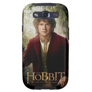 Ilustraciones de la edición limitada Bilbo Galaxy S3 Carcasas