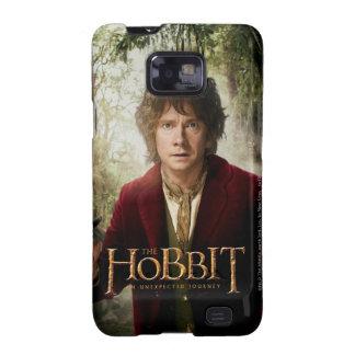 Ilustraciones de la edición limitada Bilbo Galaxy SII Carcasas