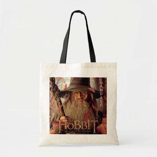 Ilustraciones de la edición limitada: Gandalf Bolsa Tela Barata
