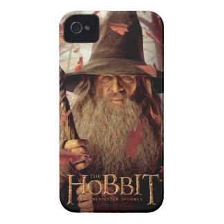 Ilustraciones de la edición limitada: Gandalf iPhone 4 Protectores