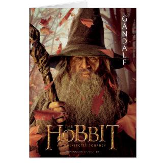 Ilustraciones de la edición limitada: Gandalf Tarjeta De Felicitación