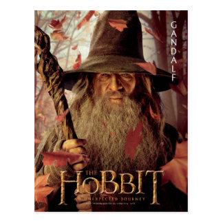 Ilustraciones de la edición limitada: Gandalf Postal
