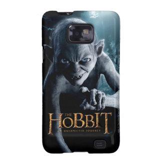 Ilustraciones de la edición limitada Gollum Samsung Galaxy SII Carcasas