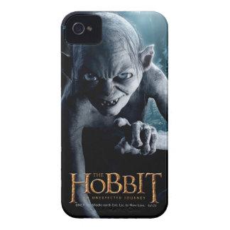 Ilustraciones de la edición limitada: Gollum iPhone 4 Case-Mate Cobertura