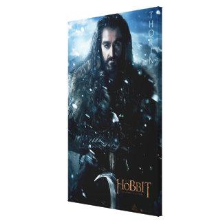 Ilustraciones de la edición limitada: Thorin Impresiones De Lienzo