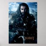 Ilustraciones de la edición limitada: Thorin Poster