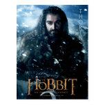 Ilustraciones de la edición limitada: Thorin Postales