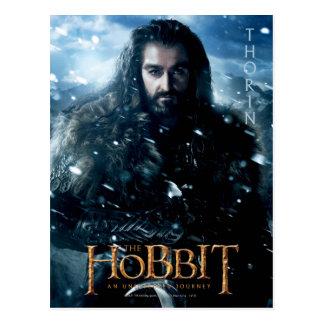 Ilustraciones de la edición limitada Thorin Postales