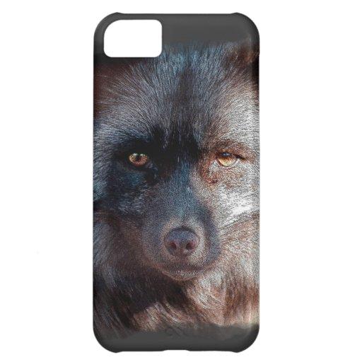 Ilustraciones de la fauna del Fox-amante del anima