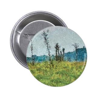 Ilustraciones de la naturaleza del estilo del Grun Pins