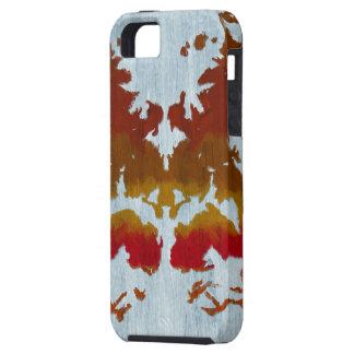 Ilustraciones de la prueba de Rorschach - caso del iPhone 5 Carcasa
