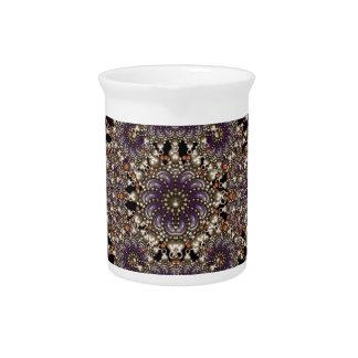 Ilustraciones de lujo del ornamento jarrones