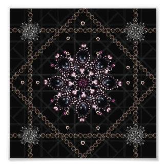 Ilustraciones de lujo del ornamento fotografías