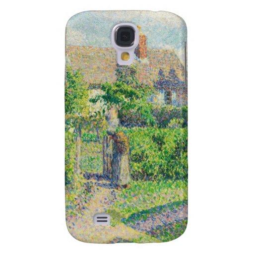 Ilustraciones de Pisarro Funda Para Galaxy S4