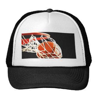 Ilustraciones del baloncesto gorro de camionero
