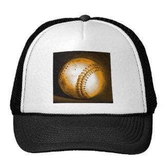 Ilustraciones del béisbol gorras de camionero