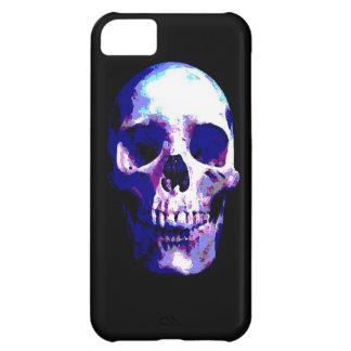 Ilustraciones del cráneo carcasa para iPhone 5C