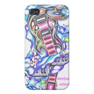 ilustraciones del meyhaam iPhone 4 carcasas