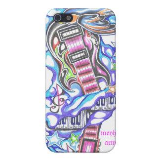 ilustraciones del meyhaam iPhone 5 carcasas