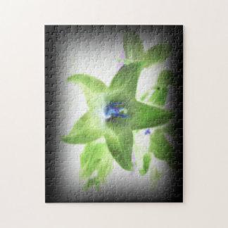 ilustraciones digitales de la flor psica puzzle