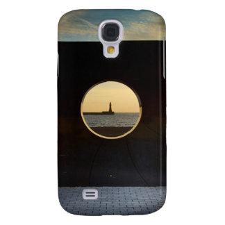 Ilustraciones en el caso del iPhone 3G/3GS de Roke Samsung Galaxy S4 Cover