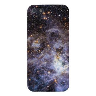 Ilustraciones hermosas de la galaxia iPhone 5 coberturas