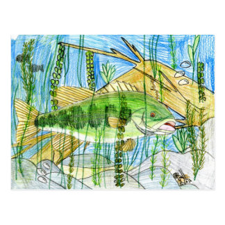 Ilustraciones que ganan de C Durler grado 6 Tarjetas Postales