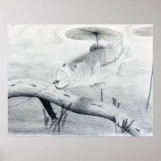 Ilustraciones que ganan de C. Yates, grado 6 Póster