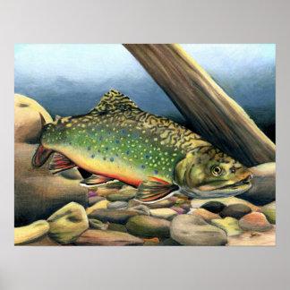 Ilustraciones que ganan de E. Argot, grado 11 Póster