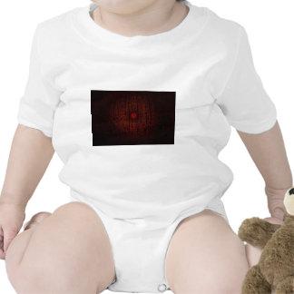 ilustration del extracto de la inspiración del ter trajes de bebé