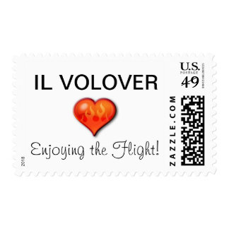 ILVOLOVER YOU'VE GOT MAIL POSTAGE STAMPS