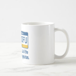 ILVTOFU PA COFFEE MUG