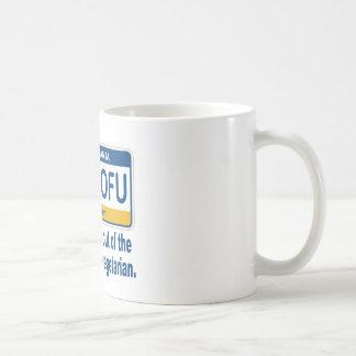 ILVTOFU PA CLASSIC WHITE COFFEE MUG