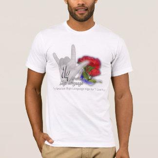 ILY ASL T-Shirt