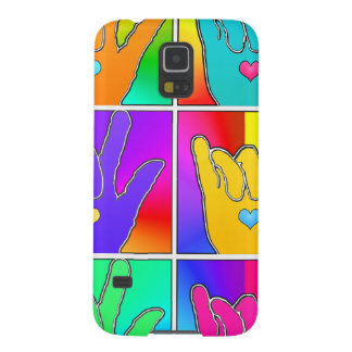 ILY (I LOVE YOU) Times Six Case For Galaxy S5