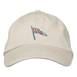 ILYA embroidered basic cap