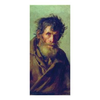 Ilya Repin- A Shy Peasant Personalized Rack Card
