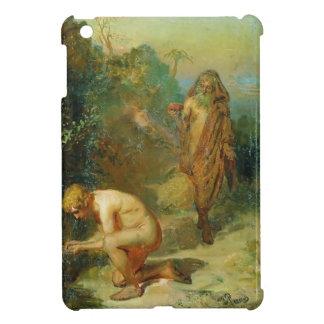 Ilya Repin- Diogenes and the boy Cover For The iPad Mini