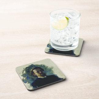 Ilya Repin- Head of a Man Drink Coasters
