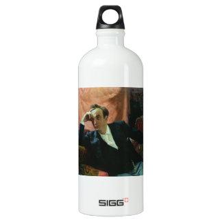 Ilya Repin- Portrait of actor and dramatist SIGG Traveler 1.0L Water Bottle