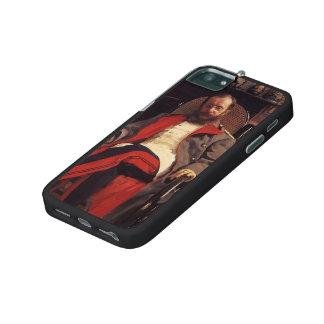 Ilya Repin- Portrait of Composer Cesar Cui iPhone 5/5S Case
