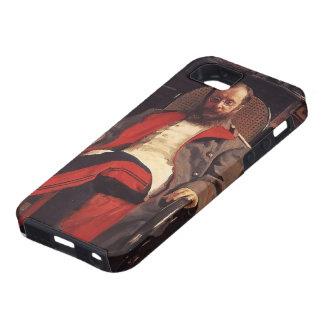 Ilya Repin- Portrait of Composer Cesar Cui iPhone 5 Covers